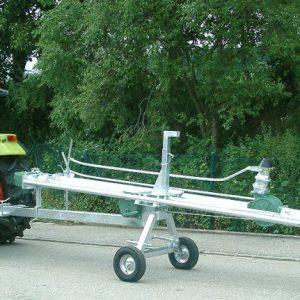dsp-z Transportstellung